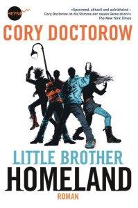 Little Brother - Homeland von Cory Doctorow