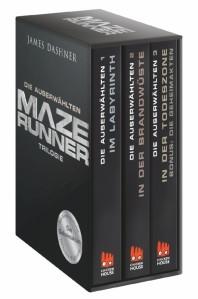 Maze Runner Trilogie von James Dashner